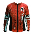 Baser Bala Dh/Enduro Shirt  Red