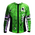 Baser Bala Dh/Enduro Shirt Green
