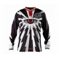 Troy Lee Designs DH Cyclops Jersey Black