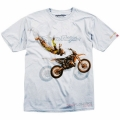 Troy Lee Designs Designs Dany Torres White T-Shirt