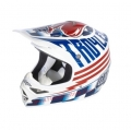 Casco Integral Troy Lee Designs Air Ace Blanco