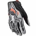Guantes Troy Lee Designs SE Plata XL
