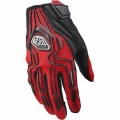 Guantes Troy Lee Designs SE Rojo XXL