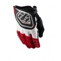 Guantes Troy Lee Designs GP Rojo Negro