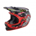 Casco Integral Troy Lee Designs D3 Steve Peat