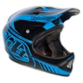 Casco Integral Troy Lee Designs D2 Delta 2013 Azul