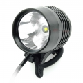 LED lamp 1000lm CREE XML-T60 + battery