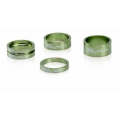 Washers Spacers Headset XLC Color Green