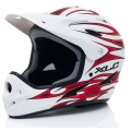 Casco Integral XLC Pinatubo Pro Freeride BH-F02 Blanco