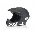 Casco XLC Ramp Full Face Desmontable Color Blanco y Negro