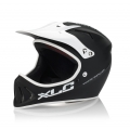 Casco XLC Full Face Interceptor Color Blanco y Negro