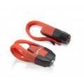 Kit Juego Luces Led XLC Minibeamer Set Colores CL-S10 Rojo Negro