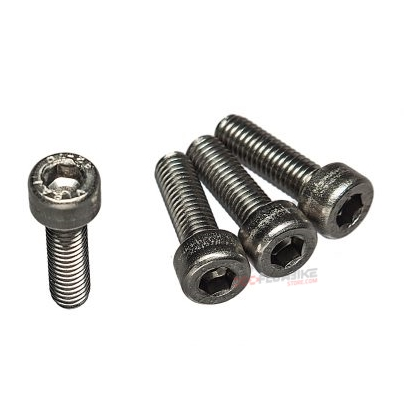 Tornillos m5x16mm acero inoxidable bpart component pack 4 for Tornillos acero inoxidable