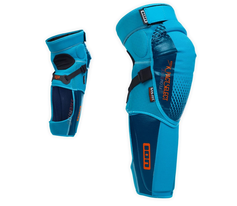 Knee shin ion intelligentk pact select blue for Blue select