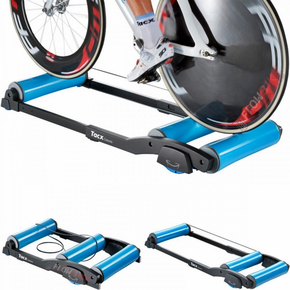 Bicycle Roller Tacx Galaxia Hometrainer T 1100