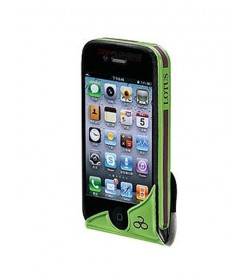 Soporte Movil Lotus para Iphone - Smartphone Verde