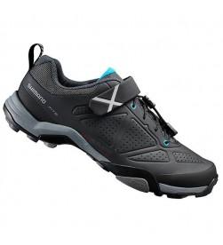 Zapatillas Shimano MT5 Negro