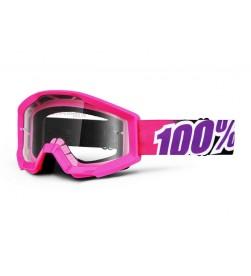 Máscara 100% Strata Bubble Gum Rosa