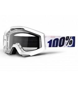 Máscara 100% Strata Ice Age Blanco