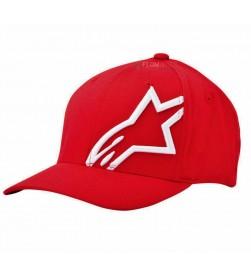 Gorra Alpinestars Corp Shift 2 Rojo / Blanco