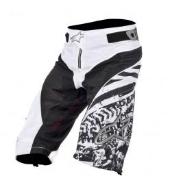 Pantalon Corto Alpinestars Gravity Negro-Blanco