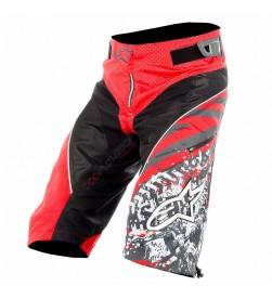 Pantalon Corto Alpinestars Gravity Negro-Rojo