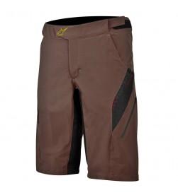 Pantalon Corto Alpinestars Hyperlight Chocolate