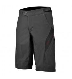 Pantalon Corto Alpinestars Hyperlight Stella Negro Cool Grey para chica