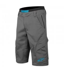 Pantalon Corto Alpinestars Manual Gris/Azul