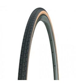 Cubierta Neumático  Michelin Dynamic Classic SW 700x25C banda marron