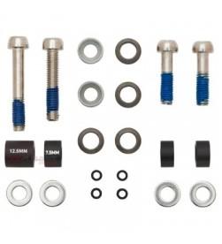Adaptador Avid Disco Delantero 180mm /Trasero 160mm (Postmount)