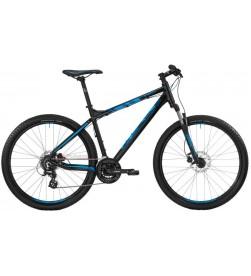 Bicicleta Bergamont Roxter 3.0 Black/blue 2017