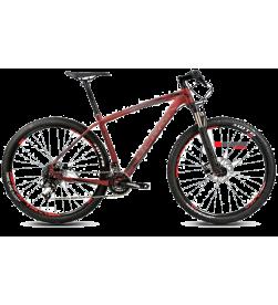 Bicicleta Berria ADVENTURE 7 RED-BLK 2018