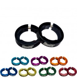 Abrazaderas Lock-on Bpart Components (Colores)