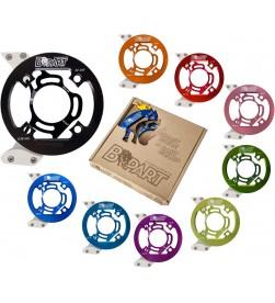 Guiacadenas Bpart Components 32-34d + Protector Plato (Colores)