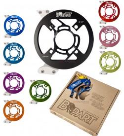 Guiacadenas Bpart Components 38-40d + Protector Plato (Colores)