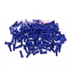 Cabecillas de Radio CN Spoke Pack 38 Unidades Azul