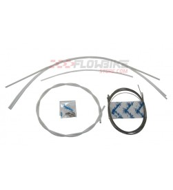 Juego de cables Campagnolo SuperRecord Ergop.UltraShift CG-ER600W - R1134600-11334907 blanco