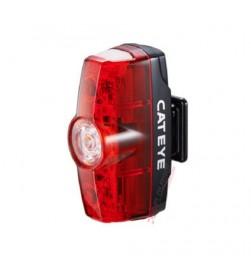 Luz Trasera Cateye Rapid Mini USB (25 lumen)
