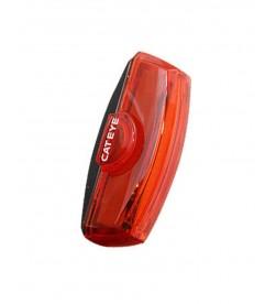 Luz Trasera Cateye Rapid X2 Kinetic USB (50 lumen)