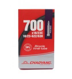 Cámara Chaoyang 700x18/23 FV 60mm