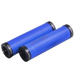 Puños Clarks Silicona Azul Lock-on negro