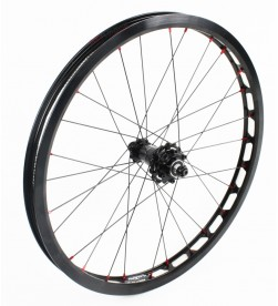 "Rueda Trial 20"" Delantera Clean Trials 2.0 (Disco)"