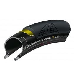 Cubierta Continental Grand Prix 4000 S II plegable 650x23C 23-571 negra