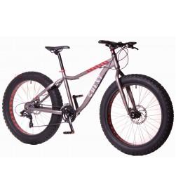 Bicicleta Fat Crest FAT4.1 Gris