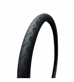 Cubierta Deli Tire 27.5x1.75 (650b) aro rigido negra