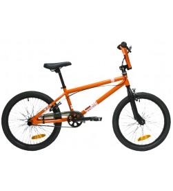 Bicicleta WST BMX Freestyle Unica Naranja
