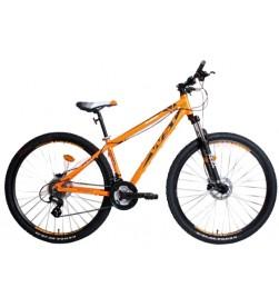 "Bicicleta WST Poison 29"" Naranja (Frenos Disco Hidráulicos)"