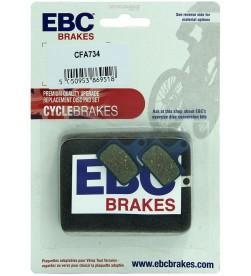 """Pastillas freno EBC CFA734 para """"Shimano M9100, RS-405, RS-505, RS-805, ..."""""""