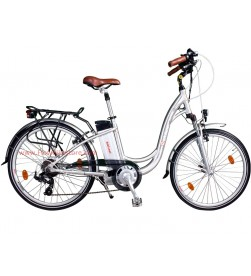 Bicicleta Electrica Paseo Ebici 4000 SP LCD
